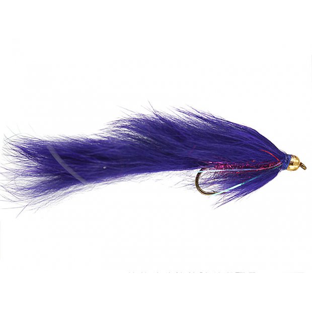 Bright Beaded Zonker Violet